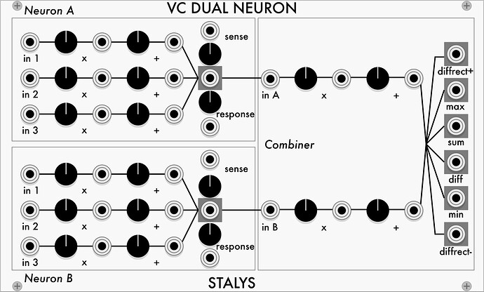 VCDualNeuron