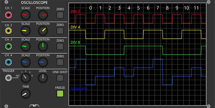 BinarySequencerTraces