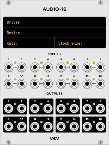AudioInterface16