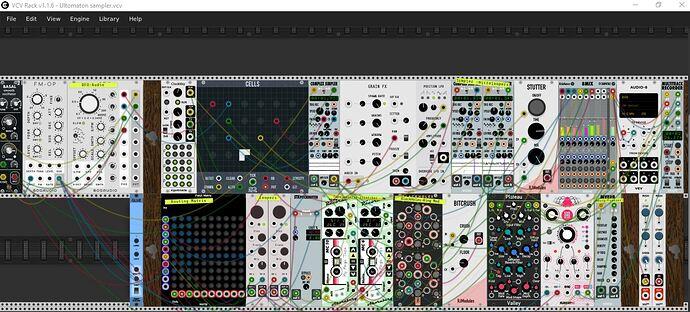 Ultomaton Sampler-1st build-