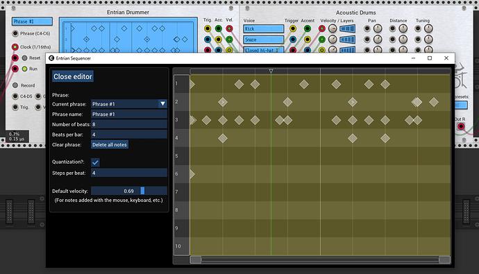 Drummer-Editor