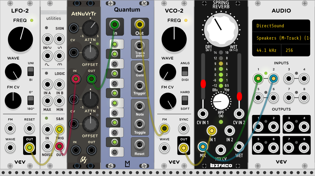 Patches for beginners - Plugins & Modules - VCV Community