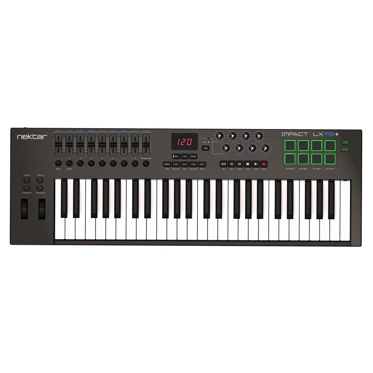 MIDI keyboard / controller - VCV Rack - VCV Community