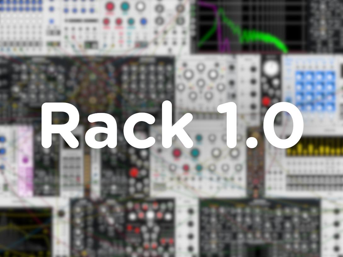 VCV Rack 1.0
